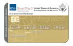 GSA SmartPay 3 Integrated Card