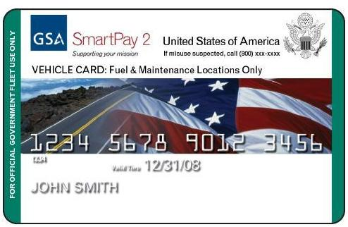 Fleet Card Design