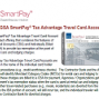 SP3 Tax Advantage Travel Card Handout