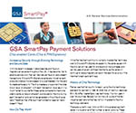 GSA SmartPay Payment Solutions - Chip & PIN/ Signature Brochure